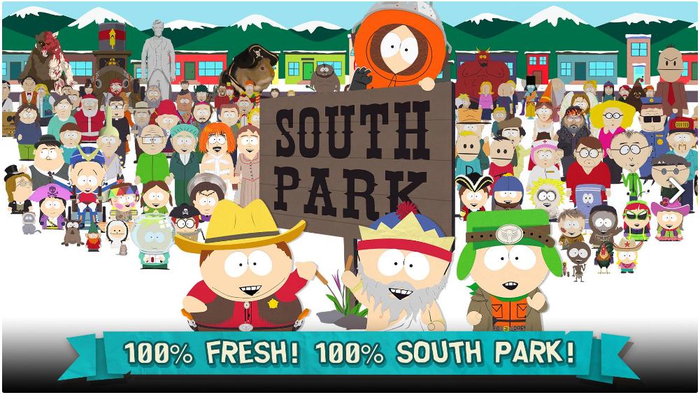 南方公园:手机毁灭者