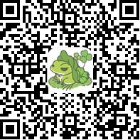 旅行青蛙二维码下载