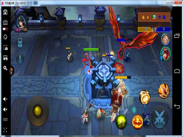 超爽快手感体验!《乱斗西游》电脑版斗战发布。