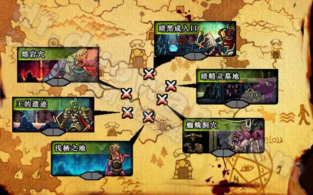 DNF手游电脑版暗黑城入口攻略 轻松挑战无头骑士