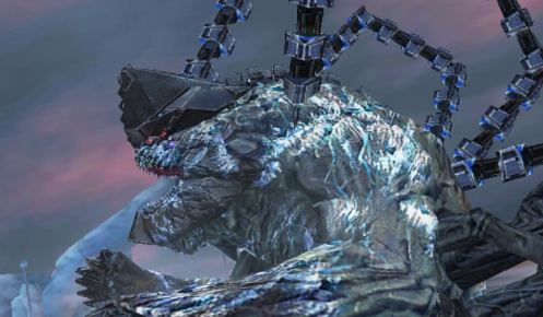 CF手游电脑版冰火巨蜥打法攻略 完虐世界BOSS