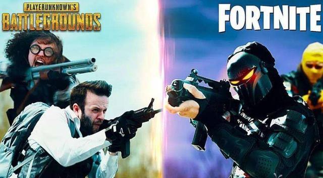 绝地求生VS堡垒之夜 两款热门游戏都将开国服你选谁?